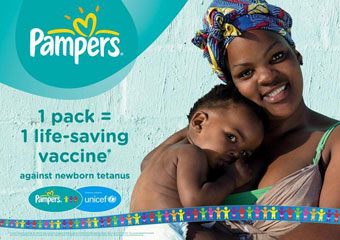 Pampers 2013