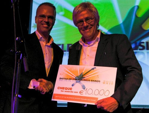 Battle of the Business Bands - Jan-Bouke en Jurgen van Breukelen