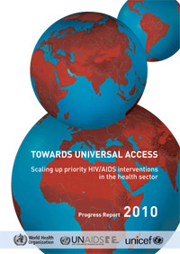 Cover Towards Universal Access